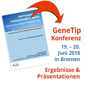 GeneTip Konferenz Juni 2018 - Button
